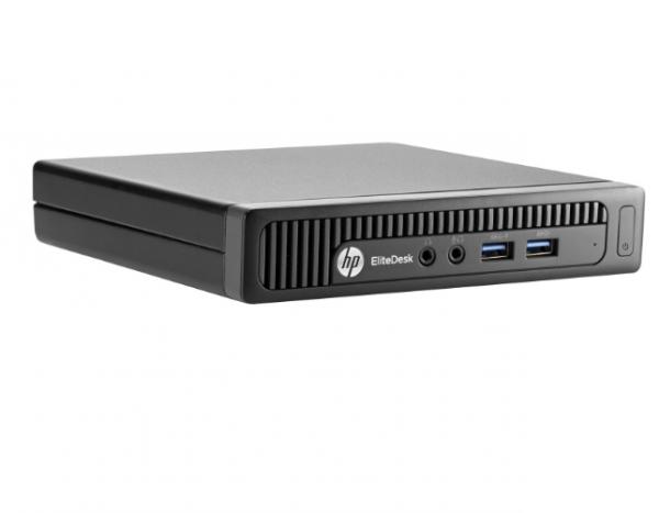 HP EliteDesk 705 G1 USFF (Mini PC) AMD Pro A4-7300B, 2x3,8GHz 8GB 256GB SSD, Radeon R5, Win10 Pro