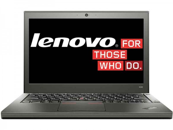 Lenovo ThinkPad X240 i5-4300U 1,9 GHz 4 GB RAM 256 GB SSD, HD 1366x768, Win 10 Pro