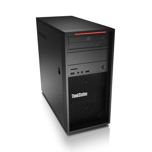 Lenovo ThinkStation P300 Xeon E3-1220 v3 4x 3,10GHz, 4GB RAM, 500 HDD, Nvidia Quadro K600, Win10 Pro