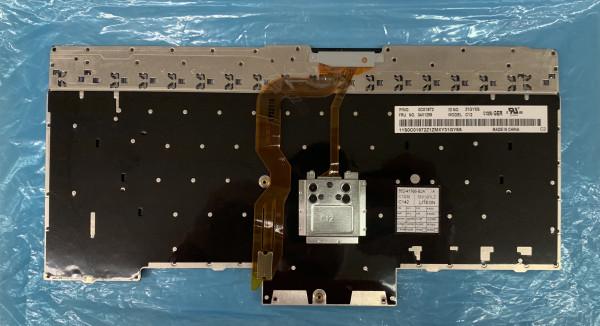 Lenovo ThinkPad Tastatur Deutsch German X230, L430, L530, T430, W530 Backlight FRU 04X1289