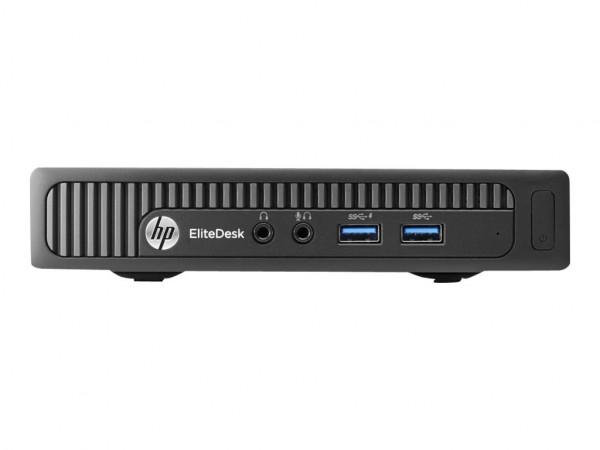 HP EliteDesk 800 G1 USFF Core i5-4590S 2,0GHz 8GB RAM 500GB HDD Win 10 Pro Mini-PC