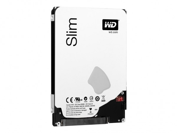 Western Digital WD5000LPVX 500 GB SATA III 5400 RPM 2,5 Zoll Notebook Festplatte