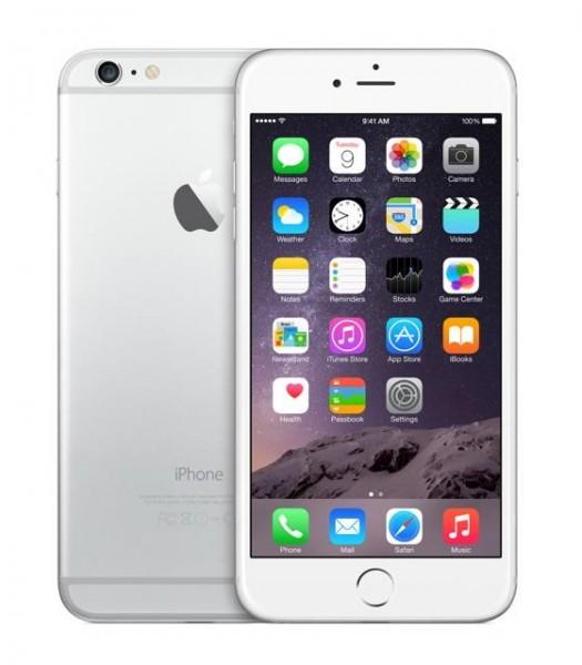 Apple iPhone 6 Plus - Smartphone - 8 MP 64 GB - Silber - 1 A gebraucht