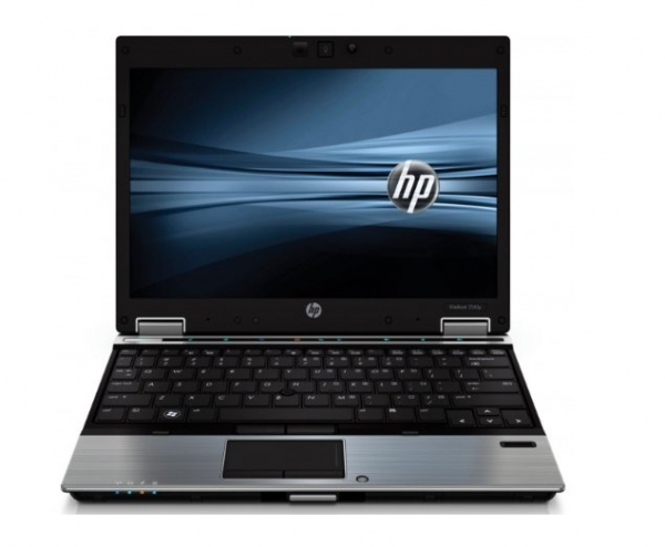 """HP EliteBook 2540p i5-540M 2,53GHz 2GB 250GB HDD 12,5"""" Win 10 Pro"""