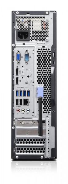 Lenovo ThinkCentre M93p SFF i5-4570 3,2 GHz 4GB 500GB HDD Win 10 Pro