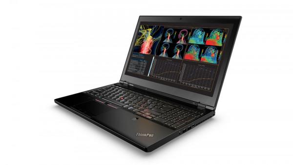Lenovo ThinkPad P51, Quad Core E3-1505 v5 Pro, 64GB RAM, 2x 512GB PCIe SSD, WebCam, Full HD