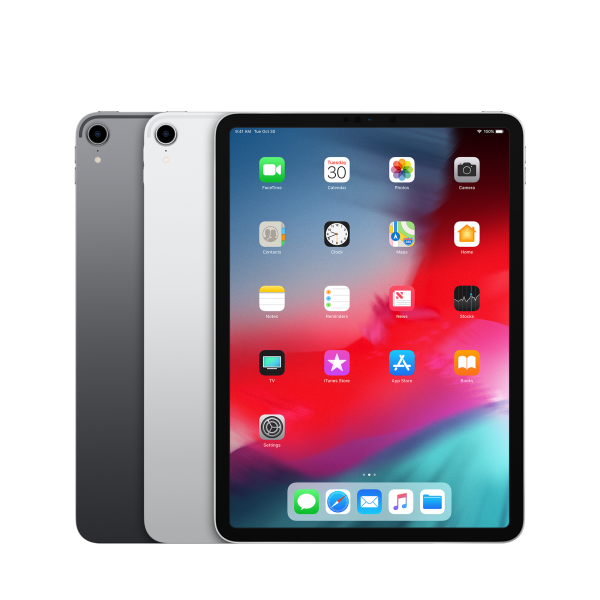 "Apple iPad Pro (2. Gen) 12,9""Wifi + Cellular 256GB Silber"