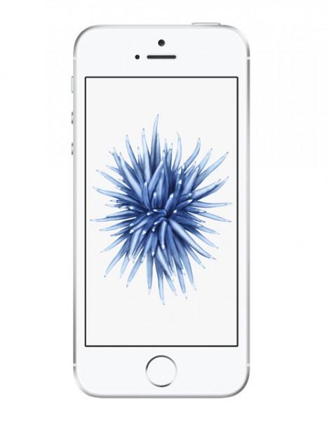 Apple iPhone SE 32GB Silber Smartphone ohne Simlock A1723 Akzeptabel