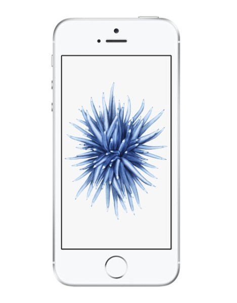 Apple iPhone SE 32GB Silber Smartphone ohne Simlock A1723
