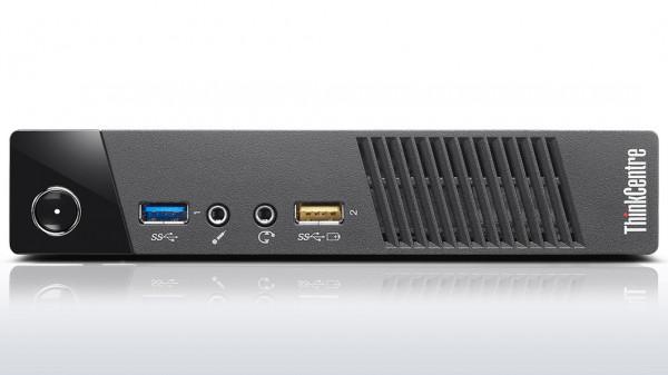 Lenovo ThinkCentre M83 Tiny, Intel Celeron G1840T 2.50GHz, 8GB RAM, 120GB SSD, Win 10 Pro
