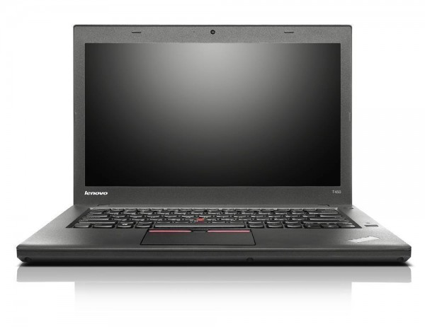 "Lenovo Thinkpad T450, Intel Core i5-5300U, 8GB RAM, 256GB SSD, 14"" HD, Windows 10 Pro, B-Ware"