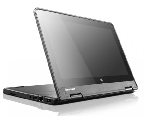 Lenovo Yoga 11e Convertible Intel 1.60 GHz 4 GB RAM 128 GB SSD IPS Touchscreen Webcam HDMI
