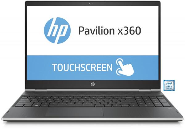 "HP Pavilion x360 15,6"" Touch Full HD Notebook Intel Core i5 Microsoft Windows 8GB RAM"