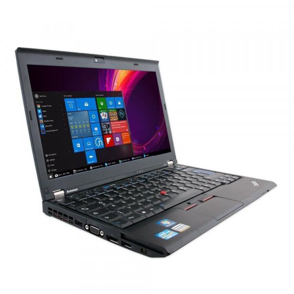 Lenovo ThinkPad X220 i5-2520M 2,5GHz 4GB 320GB HDD HD 1366x768 Win 10 Pro
