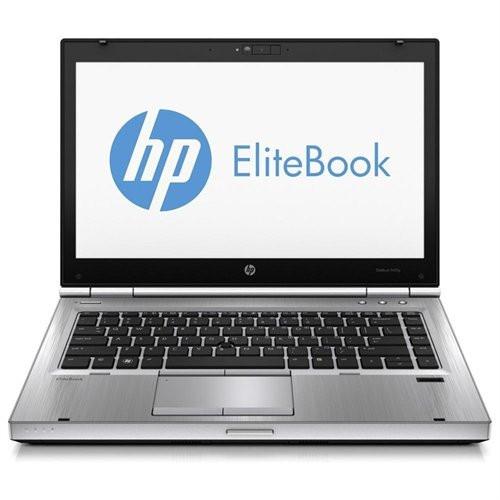HP EliteBook 8470p Intel i5-3340M 2,7 GHz 4GB RAM 128GB SSD DVD Windows 10 Pro