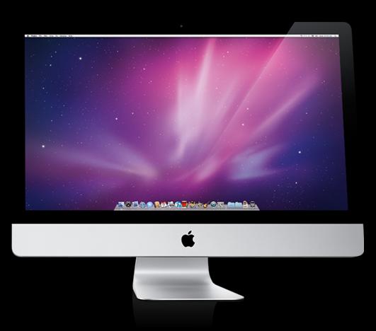 Apple iMac 12,2 Mitte 2011 (27 Zoll, i5 Prozessor 3,1GHz, 8GB Arbeitsspeicher, 1TB Festplatte) AMD R