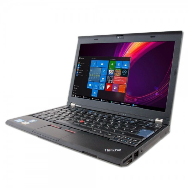 Lenovo ThinkPad X220 i5 2.5GHz 4GB 500GB HDD 1366x768 BT, WLAN, Win 10 Pro