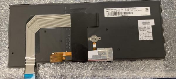 Lenovo ThinkPad Tastatur Deutsch German T470p - FRU 00PA628