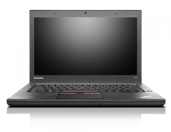 """Lenovo Thinkpad T450, Intel Core i5-5300U, 8GB RAM, 256GB SSD, 14"""" HD, Windows 10 Pro, B-Ware"""