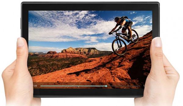 "Lenovo Tab4 10 TB-X304L 10,1"" HD IPS Display, Quad-Core, 2 GB RAM, 16 GB Flash, LTE, Android 7.0, sc"