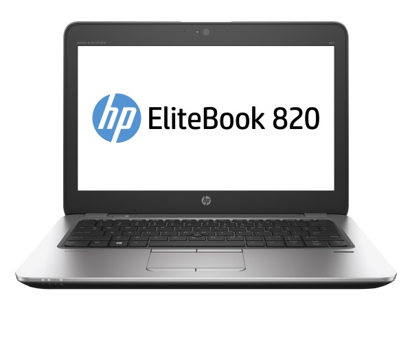 HP EliteBook 820 G4 Full HD Touch Intel i5-7300U 2,60GHz 16GB RAM 512GB SSD W10P