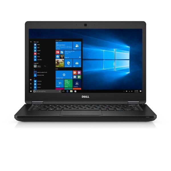 DELL Latitude 5480 Intel Core i5-6300U 2.40GHz 8GB RAM 256GB SSD HD Win 10 Pro DE