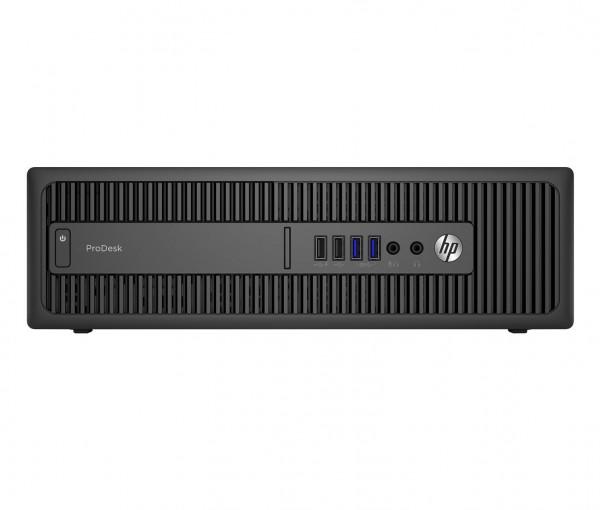 HP ProDesk 600 G2 SFF Intel Core i5-6500 3,20GHz 8GB RAM 512GB SSD DVD-RW W10P