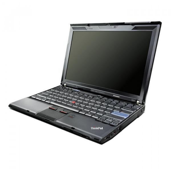 "Lenovo X201 Intel i5-M520 2,4GHz, 4GB RAM, 500GB HDD, 12"" Zoll Display, WLAN, Bluetooth, W10P"