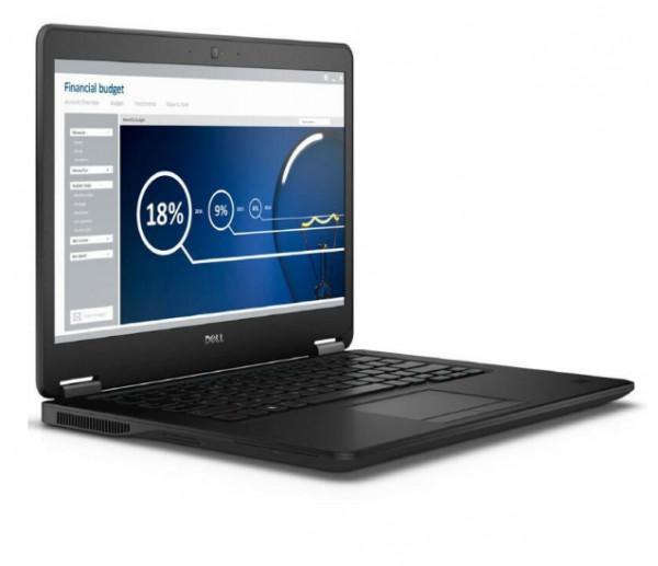 DELL Latitude E7250 Intel Core i5-5300U 2,3 GHz 8 GB RAM 256GB SSD Win 10 Pro