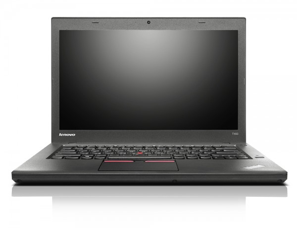 "Lenovo Thinkpad T450s, Intel Core i5-5300U, 8GB RAM, 256GB SSD, 14"" HD+, FPR, Windows 10 Pro, B-Ware"
