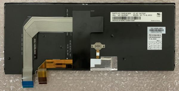 Lenovo ThinkPad Tastatur Deutsch German T460p Backlight FRU 00UR367