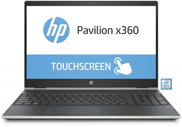 "HP Pavilion x360 15,6"" Touch Full HD Notebook Intel Core i5 Microsoft Windows 8GB RAM"