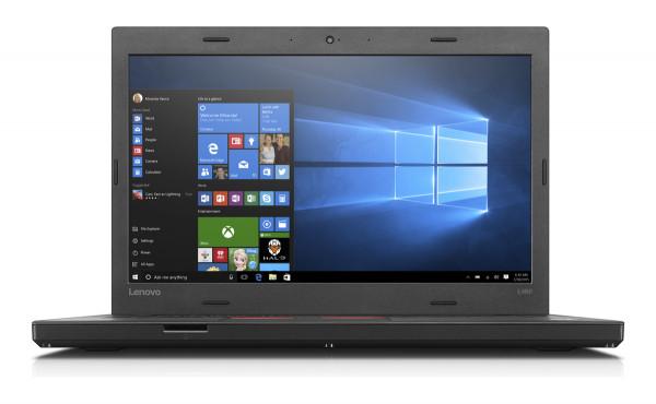 LENOVO ThinkPad L460, Intel Core i5-6300U, 8GB RAM, 500GB HDD, HD Display, Windows 10 Pro