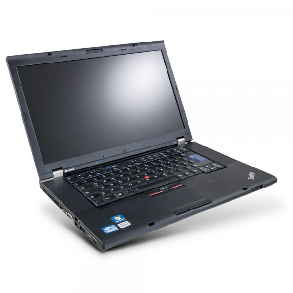"Lenovo Thinkpad T520 15"" Intel i5-2430M 250GB HDD 4GB RAM W10P BIOS PW"