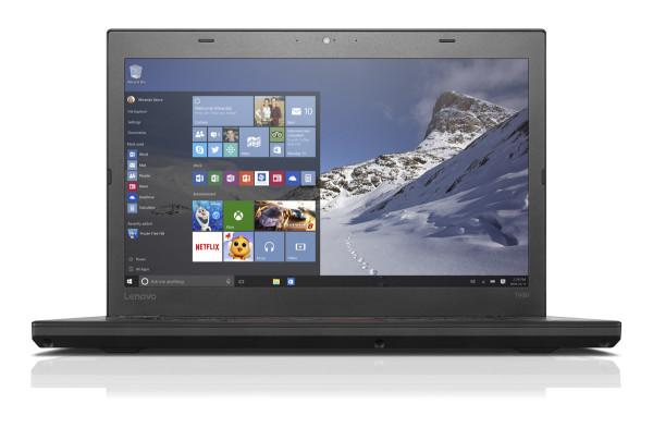 """Lenovo Thinkpad T460, i5-6300U CPU, 8GB RAM, 256GB SSD, 14"""" Zoll, HD Display, Win 10 Pro"""