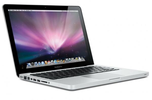 """Apple MacBook Pro 15"""" Ende 2008 Intel 2,4 GHz 8GB RAM 250 GB HDD Silber OHNE OS"""
