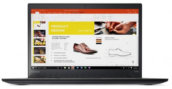 LENOVO ThinkPad T470s 14 Zoll Full HD Intel Core i5-7200U 8GB RAM 256GB SSD Windows 10 Pro
