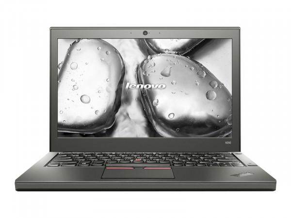 """Lenovo ThinkPad X250 i5-5300U 8GB RAM 256GB SSD 12.5"""" Zoll HD Display Win10 Pro"""