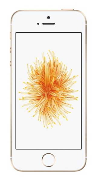 Apple iPhone SE 32GB Gold Smartphone ohne Simlock A1723