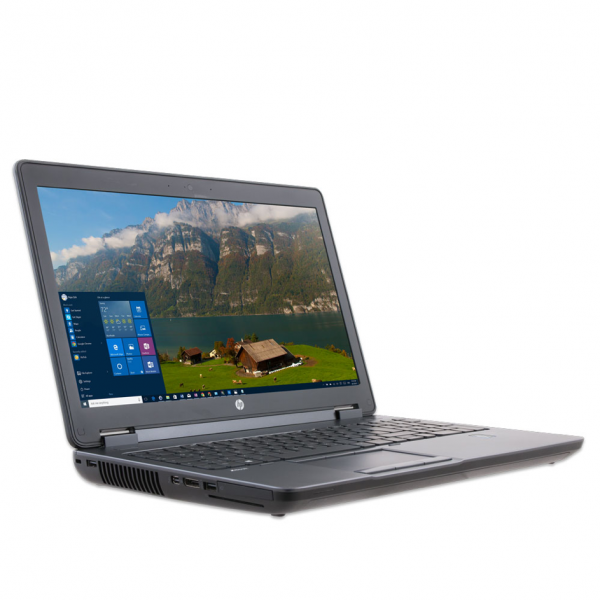 HP ZBook 2G 15 Zoll Full HD Intel Core i5-4340M 2.90GHz 8GB RAM 500GB HDD DVD WIN 10 PRO