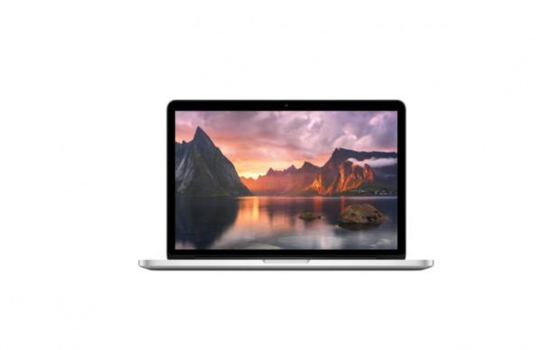 "Apple MacBook Pro Retina 15"" Anfang 2013 Core i7 2,7 GHz 16GB RAM 512GB SSD Silber"