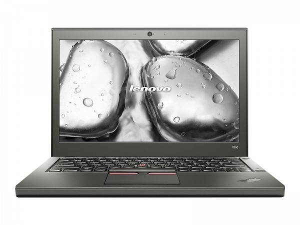 "Lenovo ThinkPad X250 i5-5300U 8GB RAM 256GB SSD 12.5"" Zoll HD Display Win10 Pro B-Ware"