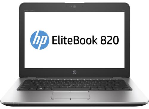 HP EliteBook 820 G2, Intel Core i5-5300U 2.30 GHz, 8GB RAM, 240GB SSD, FPR, Win 10 Pro