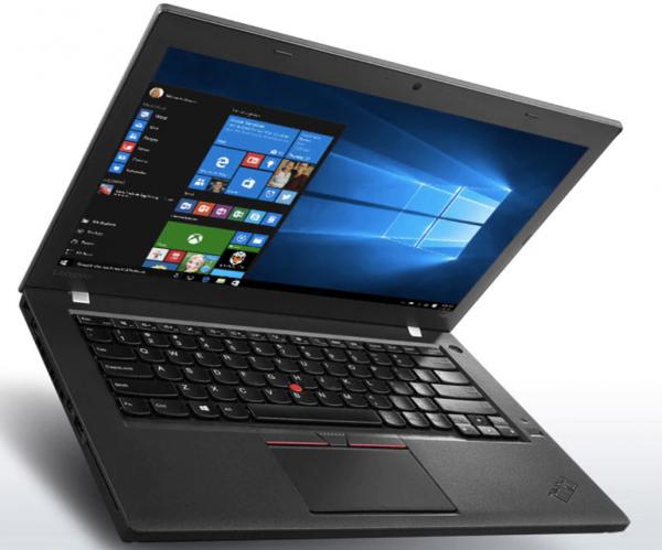 """Lenovo Thinkpad T460, i5-6300U CPU, 16GB RAM, 256GB SSD, 14"""" Zoll FHD Display, W-LAN, Bluetooth, Kam"""