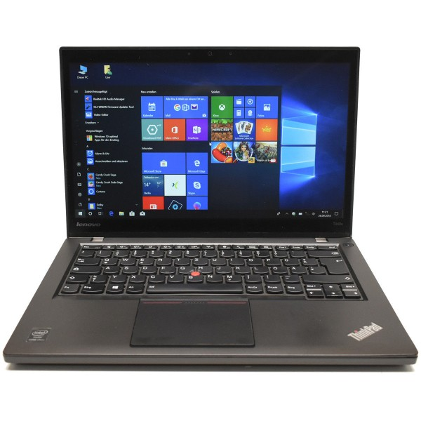 Lenovo ThinkPad T440s, Core i7-4600U, 2.1GHz,12GB,240GB SSD*Multi-Touch & LTE-4G - 1 A gebraucht