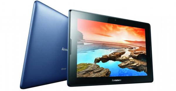 "Lenovo A10-70 10,1"" Tablet 1,3GHz, 1GB RAM, 16GB eMMC Android midnight blau"